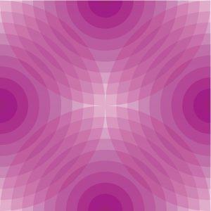 Circles – Designer Splashback