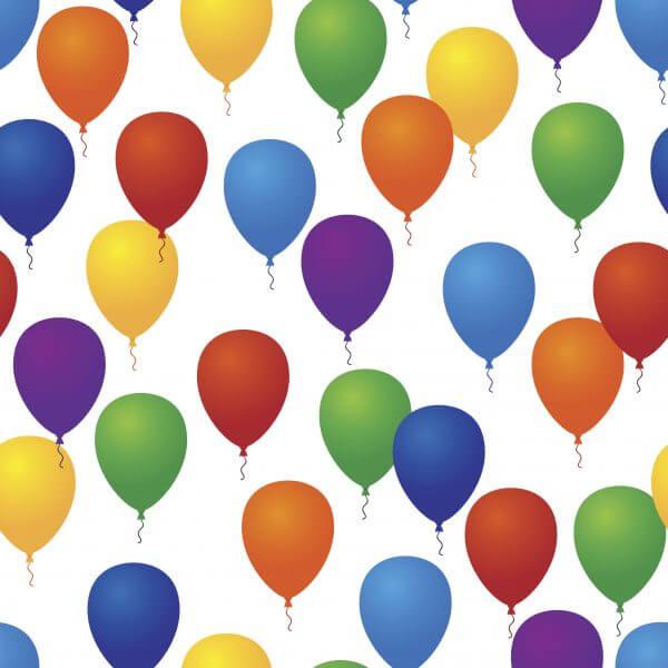 Colourful Ballons – Designer Splashback