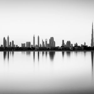 Dubai Skyline – Designer Splashback