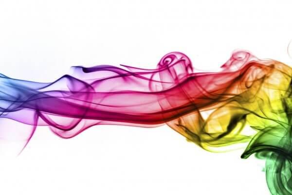 Flowing Colour - Designer Splashbacks
