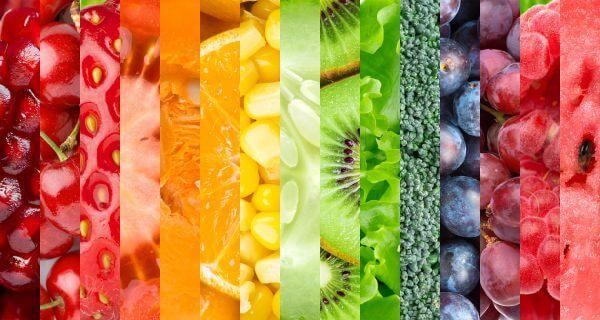 Healthy Food Background – Designer Splashback
