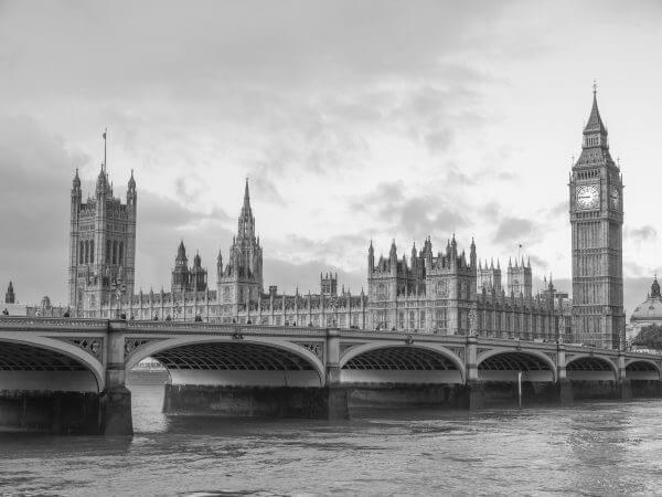 Houses of Parliament and Big Ben – Designer Splashback