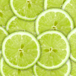 Limes – Designer Splashback