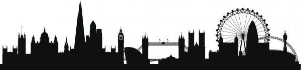London City Scape - Designer Splashback