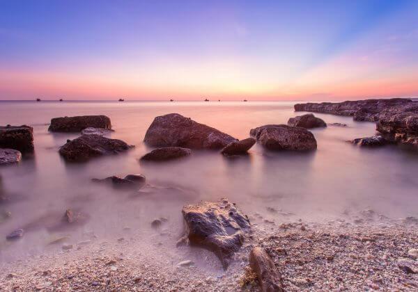 LY Son island – Designer Splashback