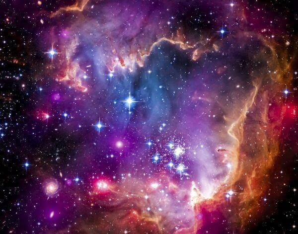 Magellanic Cloud – Designer Splashback
