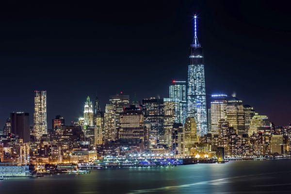 New York – Designer Splashback