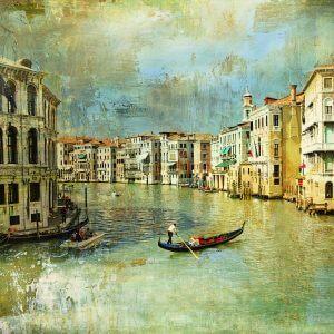 Romantic Venice – Designer Splashback