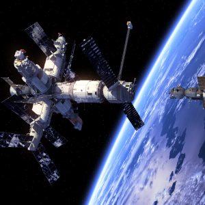 Space Station – Designer Splashback