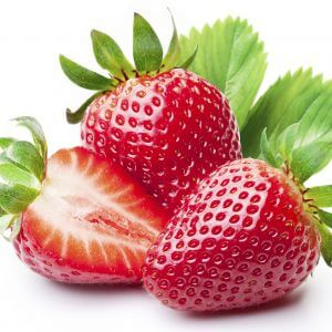 Strawberries – Designer Splashback