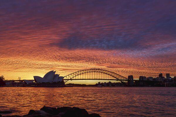 Sydney Harbour – Designer Splashback