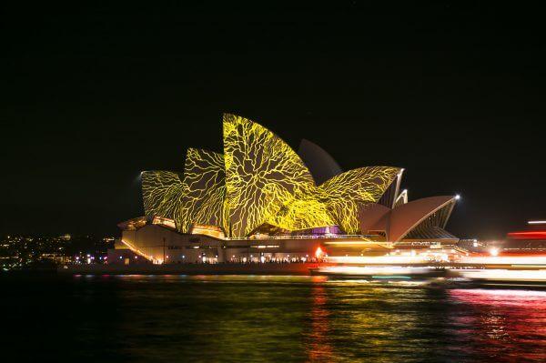 Sydney Opera House One – Designer Splashback