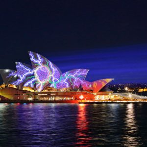 Sydney Opera House Two – Designer Splashback