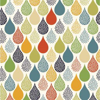 Water Drops – Designer Splashback