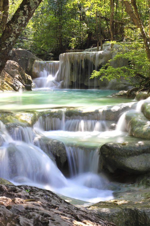 Cascading Waterfall - Designer Splashbacks