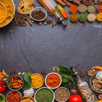 Herbs and Spices - Designer Splashbacks