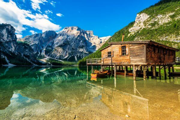 Lake Braies - Designer Splashbacks