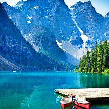 Lake Moraine - Designer Splashbacks