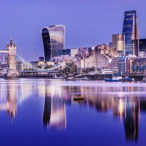 London Tower Bridge - Designer Splashbacks