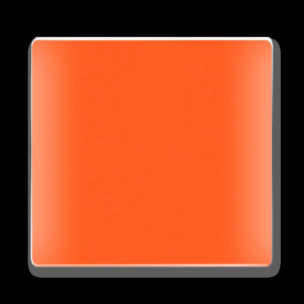Luminous Orange Kitchen Splashbacks