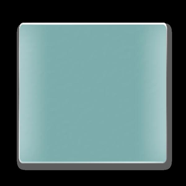 Pastel Turquoise Kitchen Splashbacks