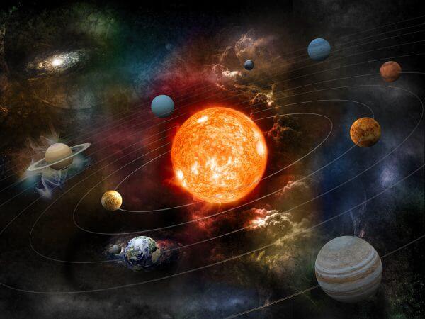 Planets - Designer Splashbacks