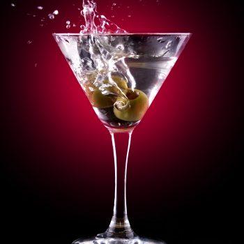 Splash Martini - Designer Splashbacks