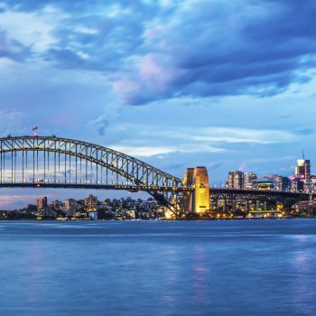 Sydney Harbour - Designer Splashbacks