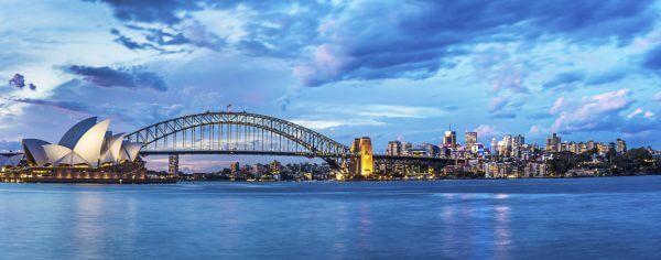 Sydney Harbour - Designer Splashbacks
