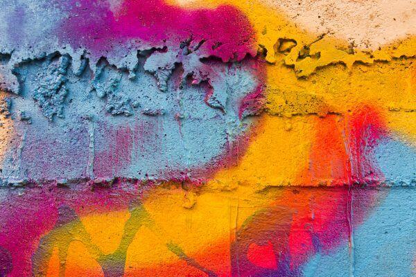Vibrant Colour - Designer Splashbacks